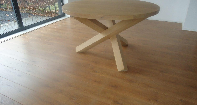 Unieke ronde tafel