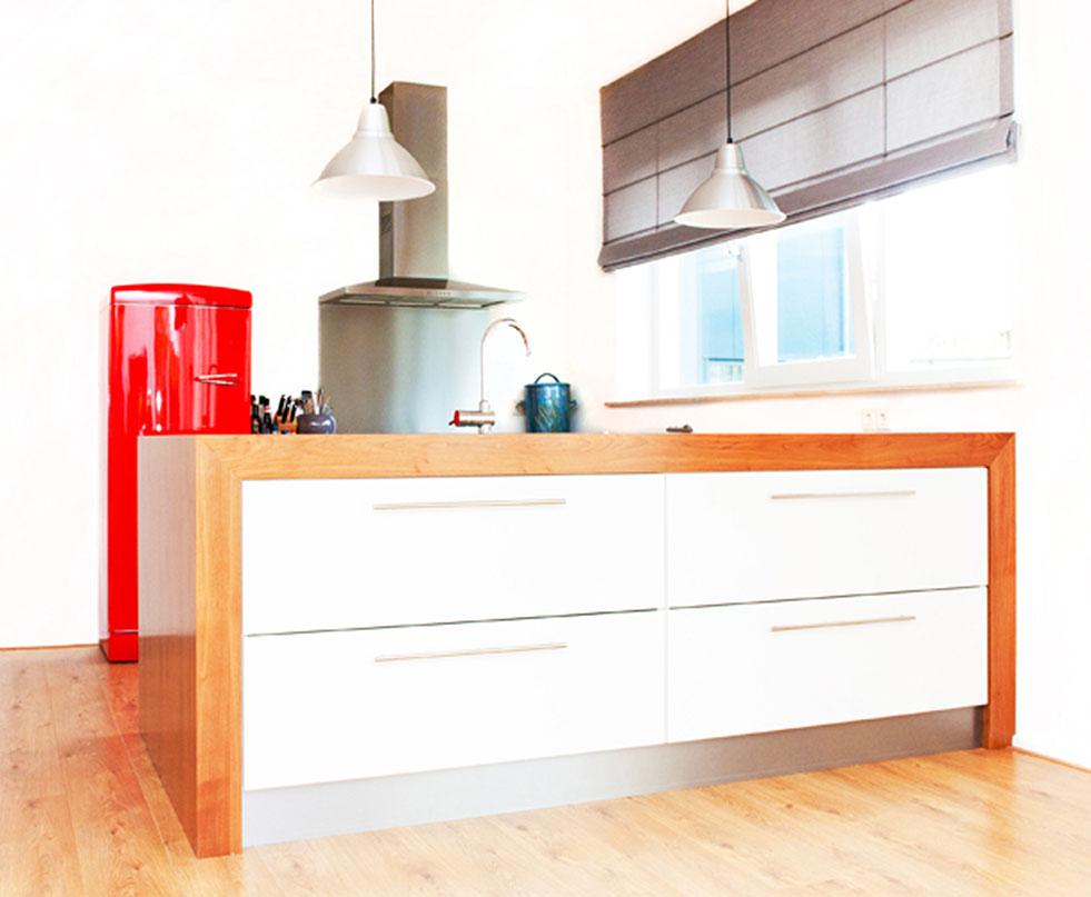 moderne keuken met kookeiland jonathan garbutt